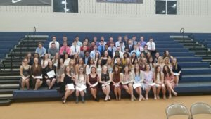 NHS 2017 Induction